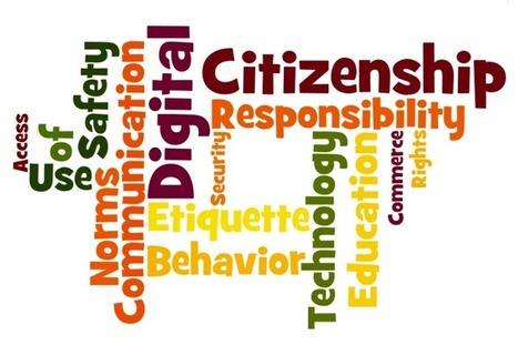 Why Teaching Digital Citizenship Doesn't Work | Looking Up | School Librarians | Scoop.it