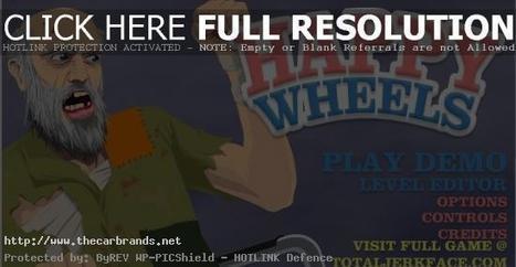 play happy wheels unblocked at school or work