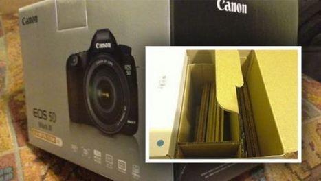 L'incubo di trovare pezzi di pavimento al posto di una Canon 5D Mark III | Notizie Fotografiche dal Web | Scoop.it