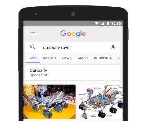 Google lance la recherche hors connexion sur Android | Freewares | Scoop.it