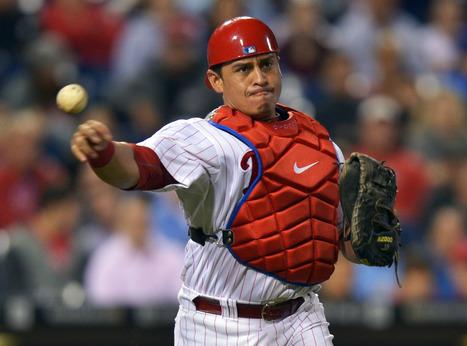 Carlos Ruiz's Curious Power Surge and Declining Walk Rate | Sabermetric Baseball Statistics | Scoop.it