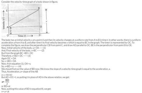 Lakhmir Singh Physics Class 9 Solutions Motion