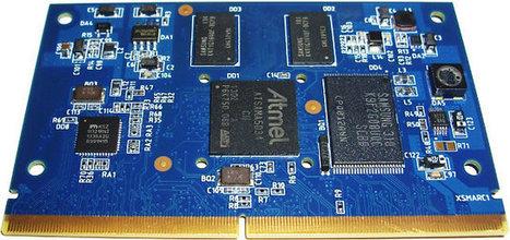 AXONIM Devices Announces AXSY-SoM-SAMA5D3 System-on-Module Powered by Atmel SAMA5D3x Cortex-A5 Processor | Embedded Systems News | Scoop.it