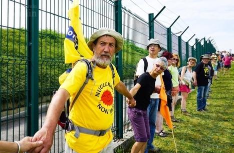 Un millier d'antinucléaires contre « la poubelle de Bure » | démocratie énergetique | Scoop.it
