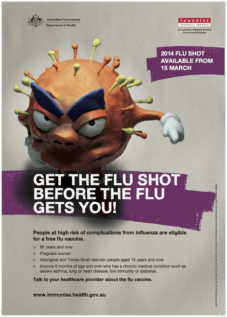 """""""Shocking"""" Report On Flu Vaccine Is Neither Shocking Nor Correct 