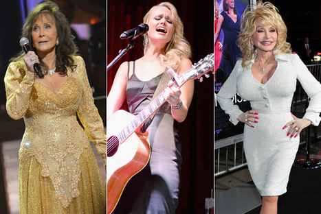 Top 10 Girl Power Country Songs | Country Music Today | Scoop.it