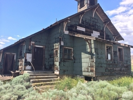Goodnoe Hills Church -Album in comments | Modern Ruins | Scoop.it