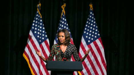 First Lady's New Initiative: College, 'Whatever It Takes' | Innovation Disruption in Education | Scoop.it