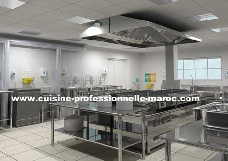 Cuisine Professionnelle Maroc Scoopit - Magasin professionnel cuisine
