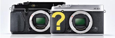 X-E1 or X-PRO1: that is the question! | Fuji Rumors | Fuji X-Life | Scoop.it