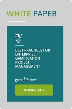 7 Ways to Use Elearning in Enterprise Gamification Projects | (I+D)+(i+c): Gamification, Game-Based Learning (GBL) | Scoop.it