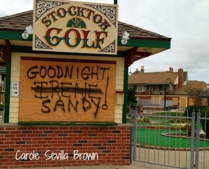 Hurricane Sandy Hits | Annie Haven | Haven Brand | Scoop.it