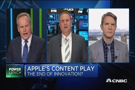 Apple's movie push is late and it needs to act more like Amazon, says analyst | Le paiement de demain | Scoop.it