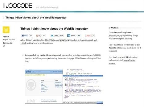 33 fantastic Chrome extensions   Feature   .net magazine   Lectures web   Scoop.it