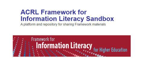 Sandbox: plataforma y repositorio de recursos sobre Alfabetización Informacional en BU | Las Tics y las ciencias de la informacion | Scoop.it