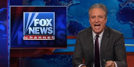 Jon Stewart Tells Fox News: '??? you And All Your False Patriotism' - Huffington Post (satire) | CLOVER ENTERPRISES ''THE ENTERTAINMENT OF CHOICE'' | Scoop.it