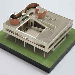Jean-Louis Cohen on Rethinking Le Corbusier's Legacy for Summer MoMA Blockbuster | Artinfo | Design and luxe | Scoop.it