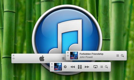 iTunes 11, descubre todas las funciones del nuevo Minirreproductor | One more thing | Scoop.it