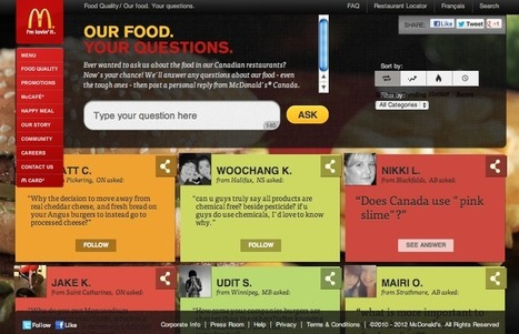 What McDonalds Can Teach You About Social Media   Black Sheep Strategy- Social Media   Scoop.it