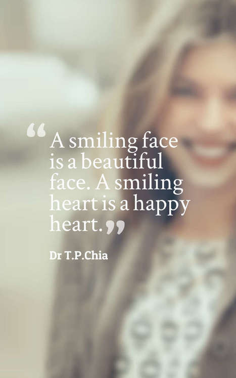 42 Beautiful Smile Quotes With Images | Central