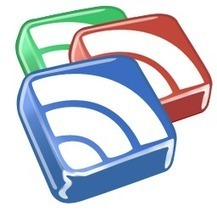 Swim In The Sea of RSS: Curated Content Alternatives To Google Reader | Advanced Social Business | Scoop.it