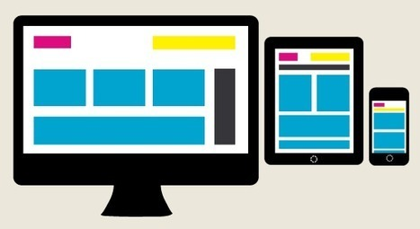 Learning Responsive Design: 5 Things To Get You Going | Business 2 Community | M-learning, E-Learning, and Technical Communications | Scoop.it