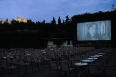 Open-Air Cinemas: Breath of Night Life in Athens   Greece.GreekReporter.com Latest News from Greece   travelling 2 Greece   Scoop.it