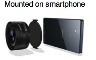 Updated Post: (SR5) Sony will launch lenses with built-in imaging sensor! | sonyalpharumors | Photographic | Scoop.it