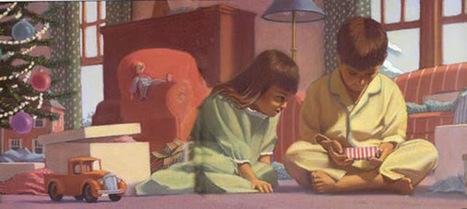 Selección de libros infantiles y Navidad | Formar lectores en un mundo visual | Scoop.it