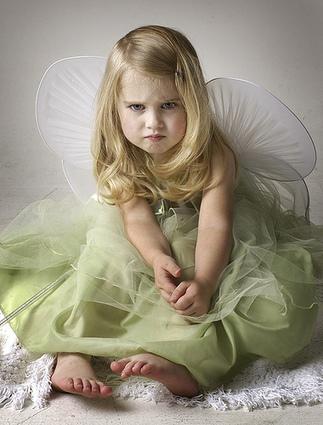 Sad Sweety Fairy Wallpaper Cute Baby Wallpape