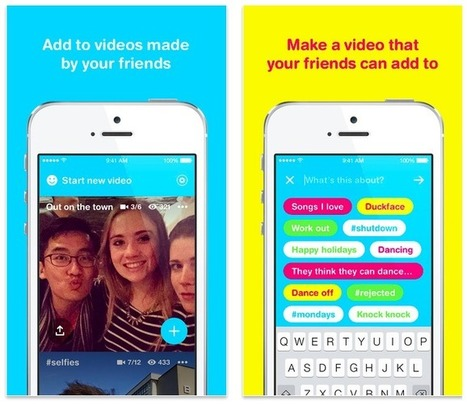 Riff is Facebook's latest bet on social video | Mobile & Technology | Scoop.it