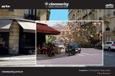 Paris, comme dans un film | New York et Paris - Capitales. | Scoop.it