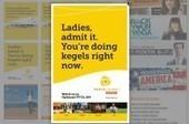 LIRR Kegel Ad Stirs Reaction   Avant-garde Art, Design & Rock 'n' Roll   Scoop.it