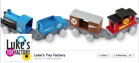 Luke's Toy Factory Launches KickStarter Project; Plans to Manufacture Innovative, Eco-Friendly Toys in... -- DANBURY, Conn., May 6, 2014 /PRNewswire-iReach/ -- | Manufacturing In the USA Today | Scoop.it