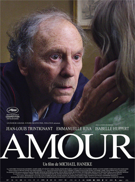 "L'affiche de ""Amour"" 