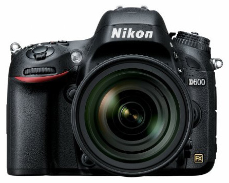 Nikon D600 full-frame dSLR finally official | World Technology News | Scoop.it