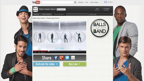 Una nuova boyband spopola su Youtube: la Balls Dream Band! Social Network Magazine | Balls Dream Band | Scoop.it