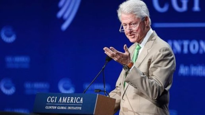 Bill Clinton: Gender and Racial Politics 'Greatest Threat' to Country's Future   Colorful Prism Of Racism   Scoop.it