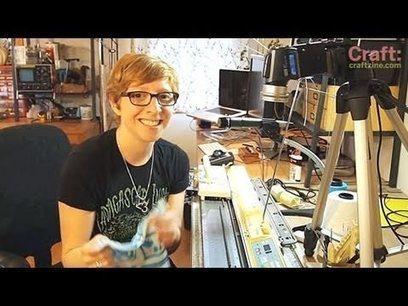 Hacking et tricot. Non vous ne rêvez pas ;-) | Cabinet de curiosités numériques | Scoop.it