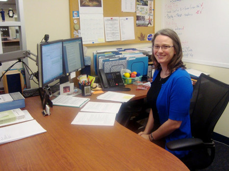 A day in the life of a librarian - The Daily Cougar | What makes a Librarian? | Scoop.it
