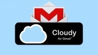 Adjunta archivos en Gmail de cualquier fuente con Cloudy | Trucos | Softonic | Social Media 3.0 | Scoop.it