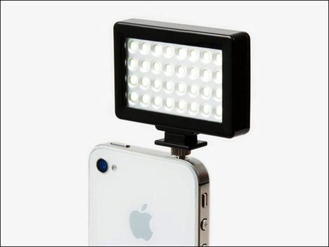 8 of the Best Smartphone Camera Accessories - Digital Photography School | How To Take Better Photographs | Scoop.it