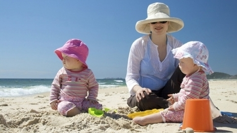 New Clues to Skin Cancer Development Show Sunscreen is Not Enough | Melanoma Dispatch | Scoop.it
