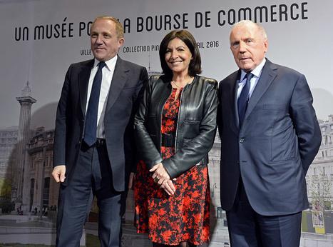 François Pinault installera sa collection d'art contemporain à la Bourse de commerce de Paris | Art contemporain et culture | Scoop.it