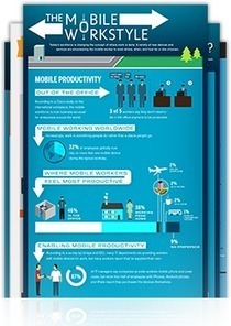 The Social Enterprise [INFOGRAPHIC] | INF336-441 Knowledge Management | Scoop.it