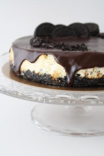 Oreo Cheesecake   Cakes & Bakes   Scoop.it