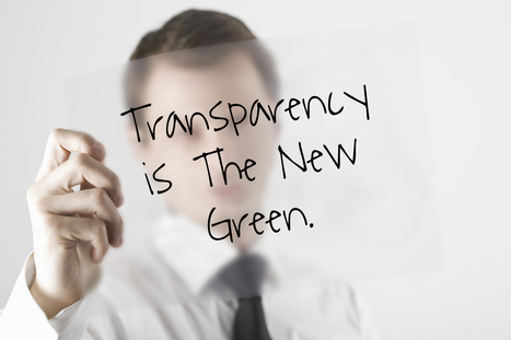 transparency' in business analyst | Scoop it