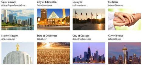 Ouverture des données publiques : du site de mairie au portail mutualisé   Living Labs   Scoop.it