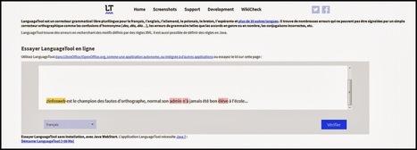 Langage Tool correcteur grammatical gratuit de ...   tice   Scoop.it