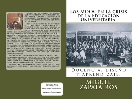 "Karl Steffens presenta el libro ""Los MOOC en la crisis de la Educación Universitaria"" 